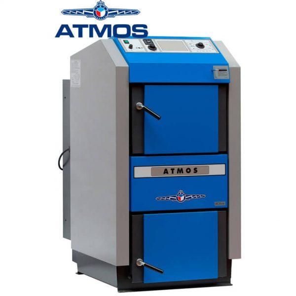 Котел твердотопливный Atmos C 40S