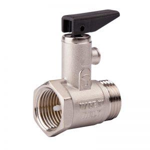 Подрывной клапан с ручкой 1/2″ Icma №GS09