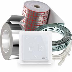 Комплектующие для электрического теплого пола