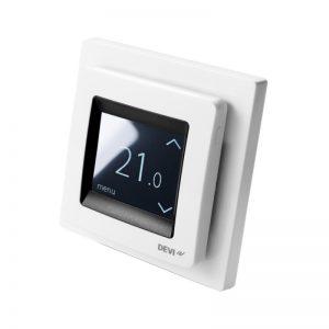 Сенсорный терморегулятор DEVIreg Touch White 140F1064