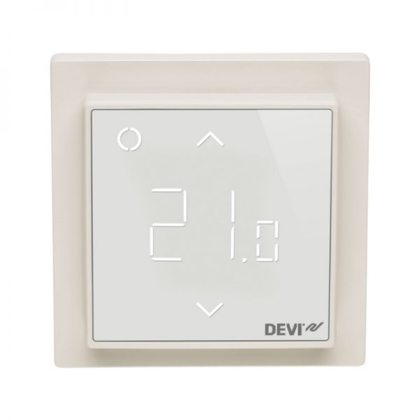 Сенсорный терморегулятор DEVIreg Smart Wi-Fi 140F1142