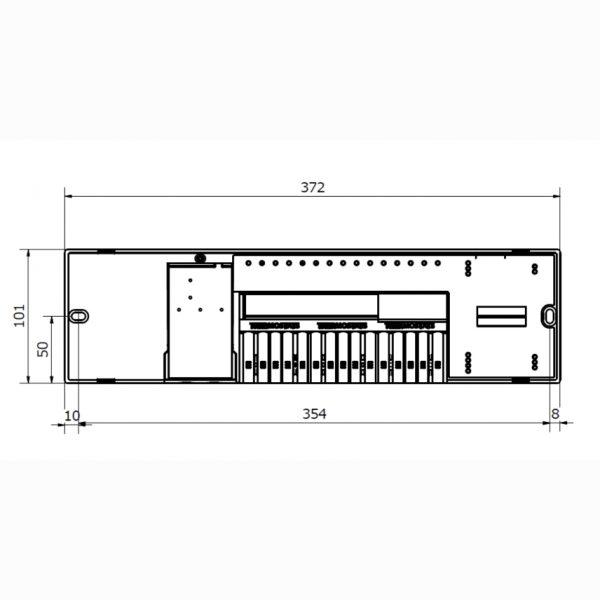 Контроллер Danfoss Icon Master 24В 088U1071