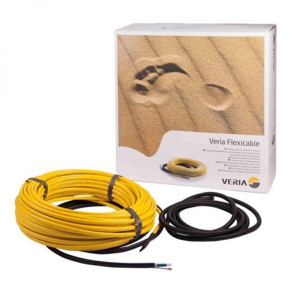 Нагревательный кабель Veria Flexicable 60 м 189В2010