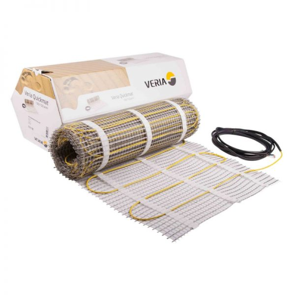 Нагревательный мат Veria Quickmat 150 0,5*2м*1м2 (189B0158)