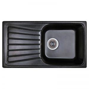 Кухонная мойка Fosto8146SGA 420