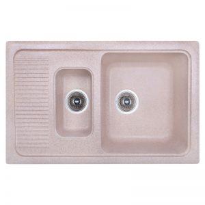 Кухонная мойка Fosto7749SGA 806