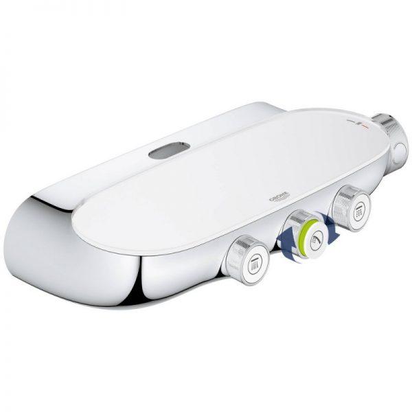 Душевая система с термостатом Grohe SmartControl 360 DUO 26250000