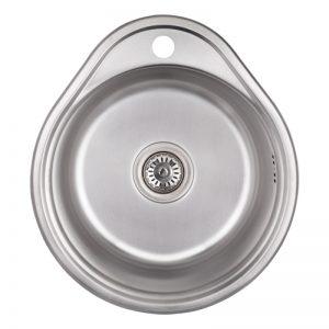 Кухонная мойка Imperial 4843 (0.6 мм) Decor