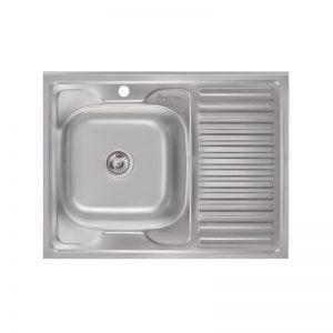 Кухонная мойка Imperial 6080-L Decor