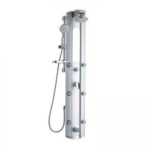 Душевая панель Q-tap 1101 SIL