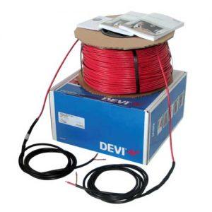 Нагревательный кабель DEVIbasic 74 м (DSIG-20)