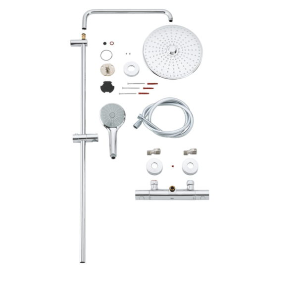 Душевая система с термостатом Grohe Euphoria 27296002