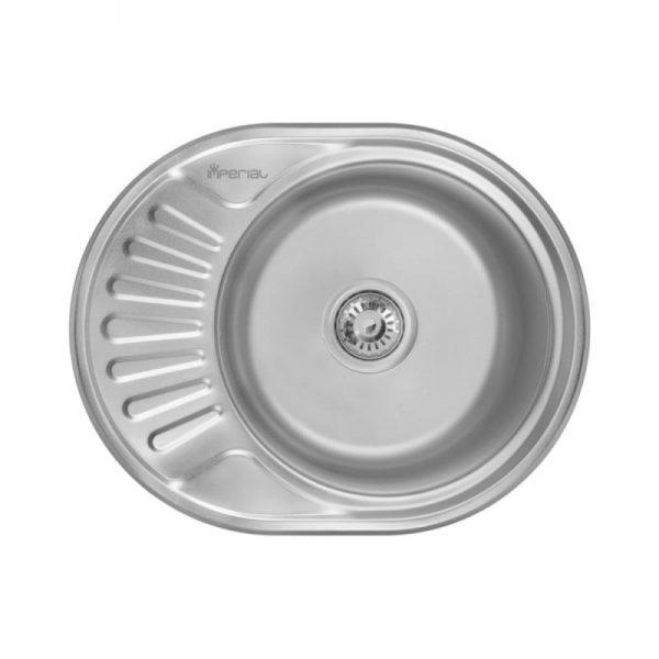 Кухонная мойка Imperial 5745 Satin