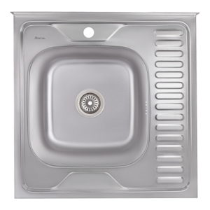 Кухонная мойка Imperial 6060-L Decor