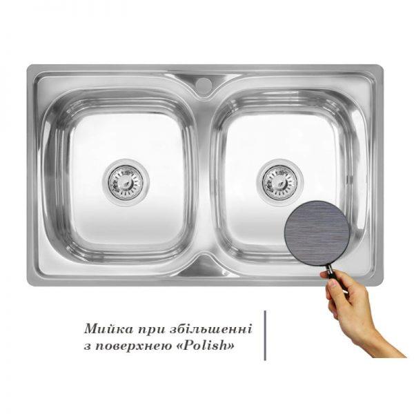 Кухонная мойка Imperial 7948 Polish