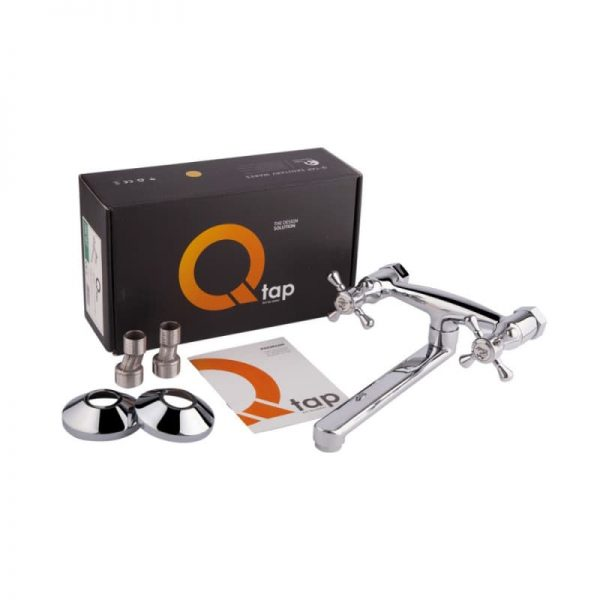 Смеситель для кухни Q-tap Mayfair CRM 361