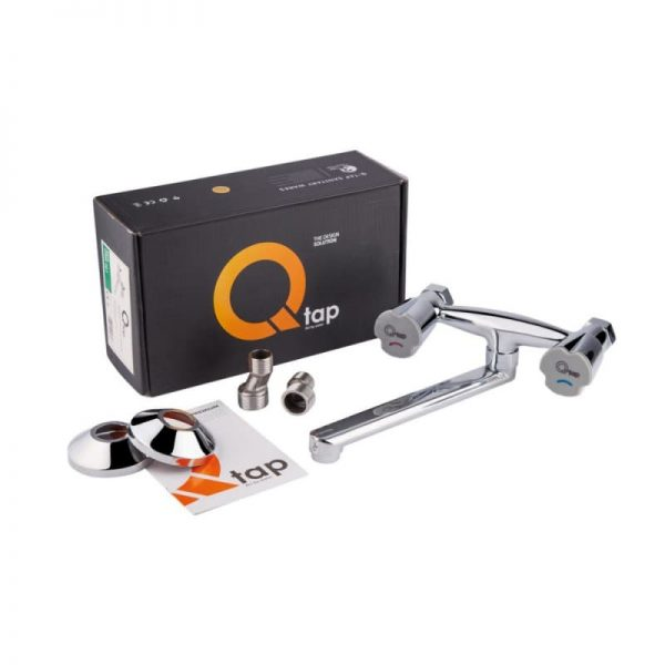 Смеситель для кухни Q-tap Mix CRM 361