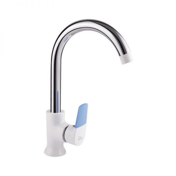 Смеситель для кухни Q-tap Polaris WHI 007F