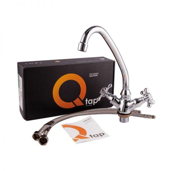 Смеситель для кухни Q-tap Mayfair CRM 271F