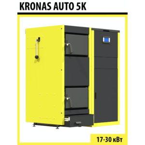 Котел твердотопливный Kronas Auto 5K 30