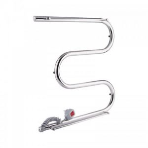 Полотенцесушитель Q-tap Snake Shelf (CRM) 500х500 LE