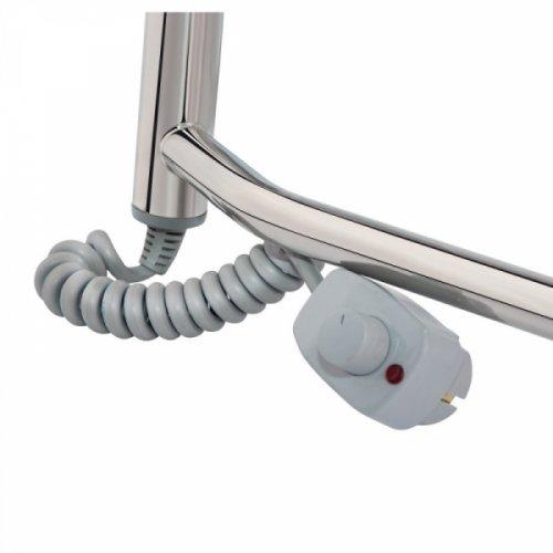 Полотенцесушитель Q-tap Standard (CRM) P5500х700 LE