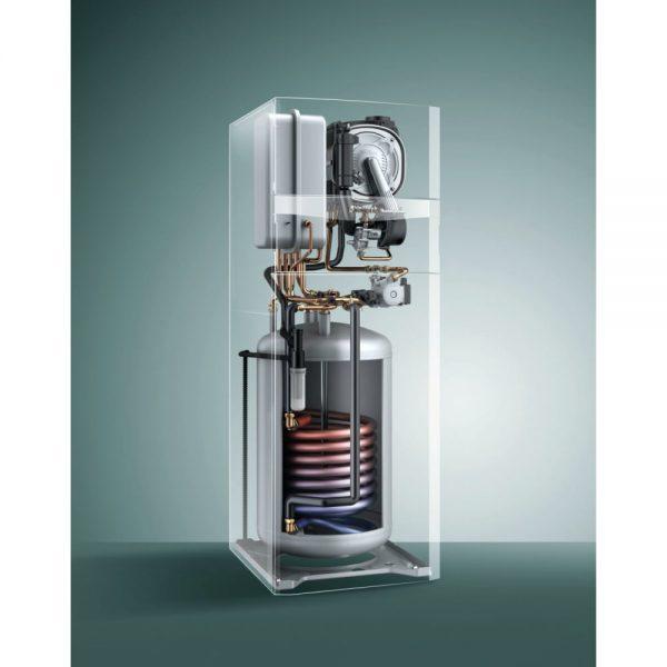Газовый котел Vaillant ecoCOMPACT VSC 266/4-5