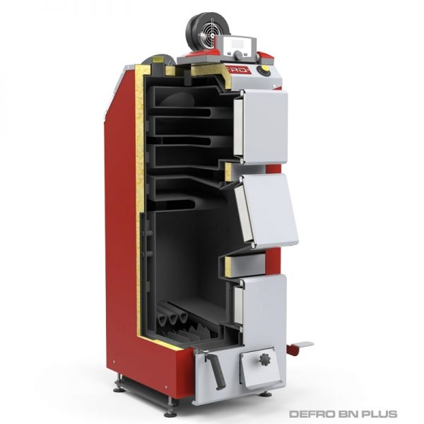 Твердотопливный котел Defro BN Plus 25