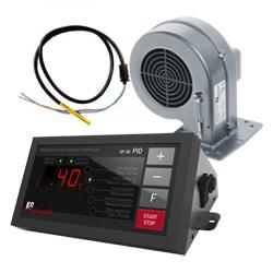 Вентиляторы и автоматика для котлов