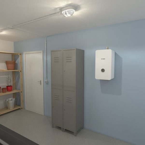 Электрический котел Bosch TRONIC Heat 3500 15