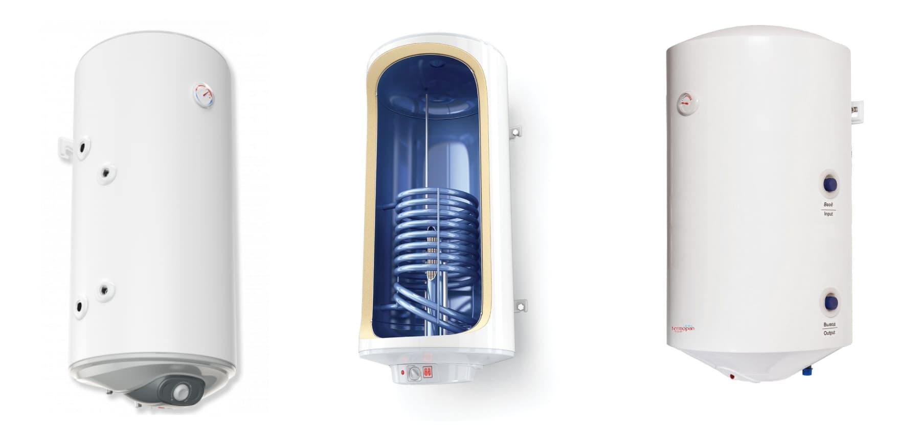 комбинированные водонагреватели