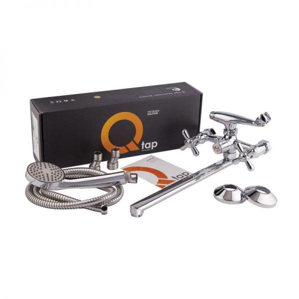 Смеситель в ванную Q-tap Dominox CRM 140