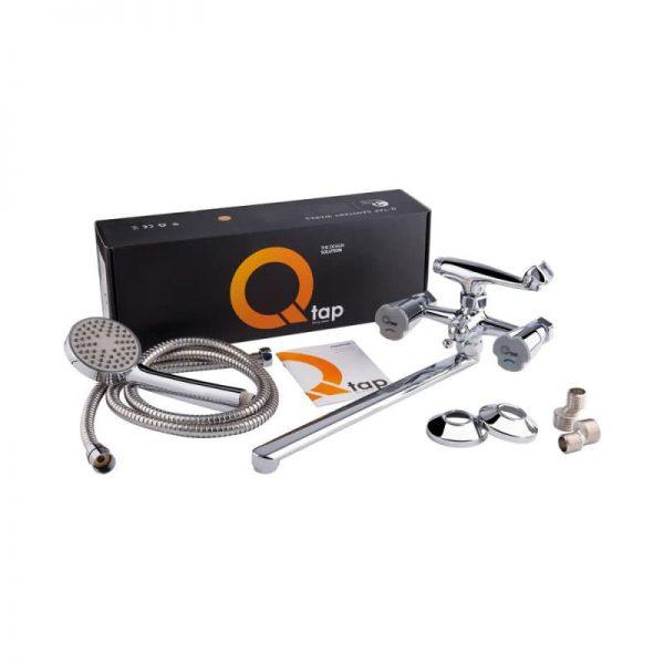 Смеситель в ванную Q-tap Mix СRM 143
