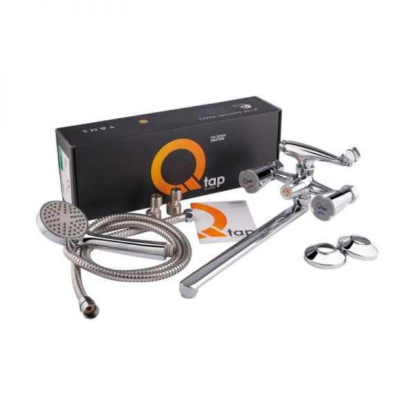 Смеситель в ванную Q-tap Mix CRM 140