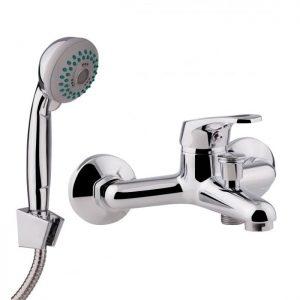 Смеситель в ванную Q-tap Light CRM 006