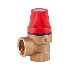 Предохранительный клапан SD Plus 1/2″ 2.5 бар (SD24425)