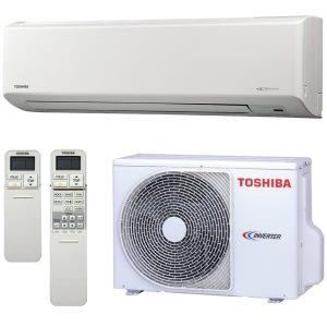 Инверторный кондиционер Toshiba N3KV RAS-10N3KV-E/RAS-10N3AV-E