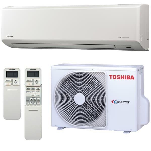 Инверторный кондиционер Toshiba N3KV RAS-13N3KV-E/RAS-13N3AV-E