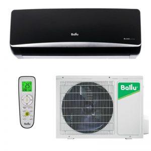 Инверторный кондиционер Ballu BSPI-10HN1/BL/EU Black Platinum