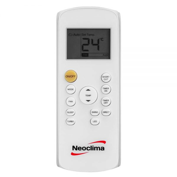 Кондиционер Neoclima Therminator 2.0 inv NS/NU-24AHEIw