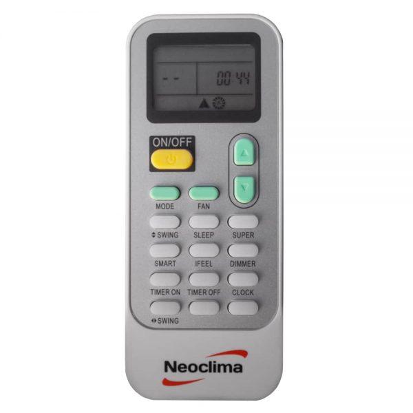 Инверторный кондиционер Neoclima YETI NS/NU-12EHZIw