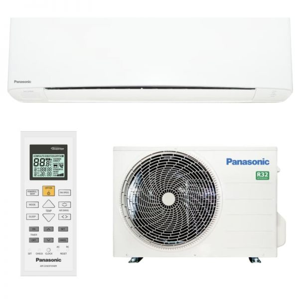 Кондиционер Panasonic CS/CU-Z20TKEW Flagship White