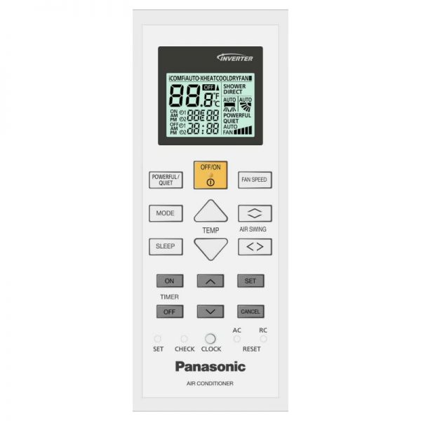 Кондиционер Panasonic CS/CU-Z50TKEW Flagship White