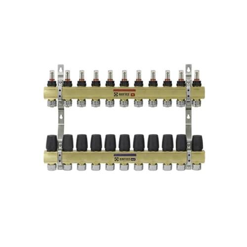Коллектор RAFTEC LCR-1.11 с расходомерами