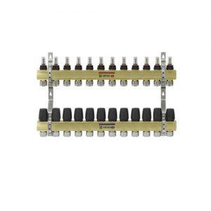 Коллектор RAFTEC LCR-1.12 с расходомерами