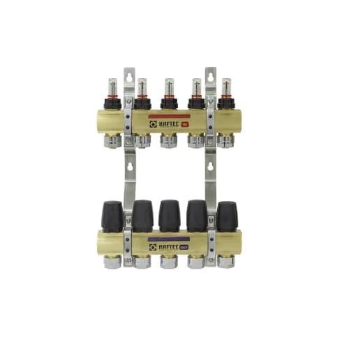 Коллектор RAFTEC LCR-1.5 с расходомерами