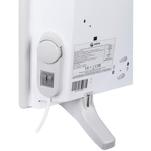 Конвектор электрический Roda Standart Plus RSP-2500