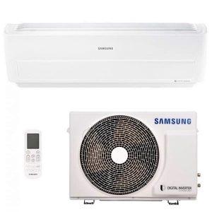 Инверторный кондиционер Samsung AR09RXPXBWKNEU AR9500M Wind Free Wi-Fi