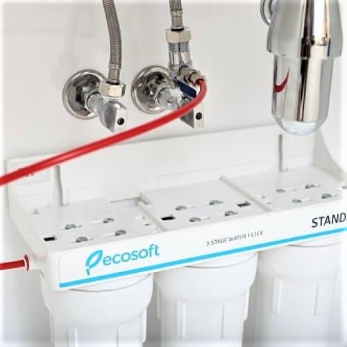 Тройной фильтр Ecosoft Standart FMV3ECOSTD