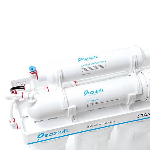 Фильтр обратного осмоса Ecosoft Standart MO550ECOSTD